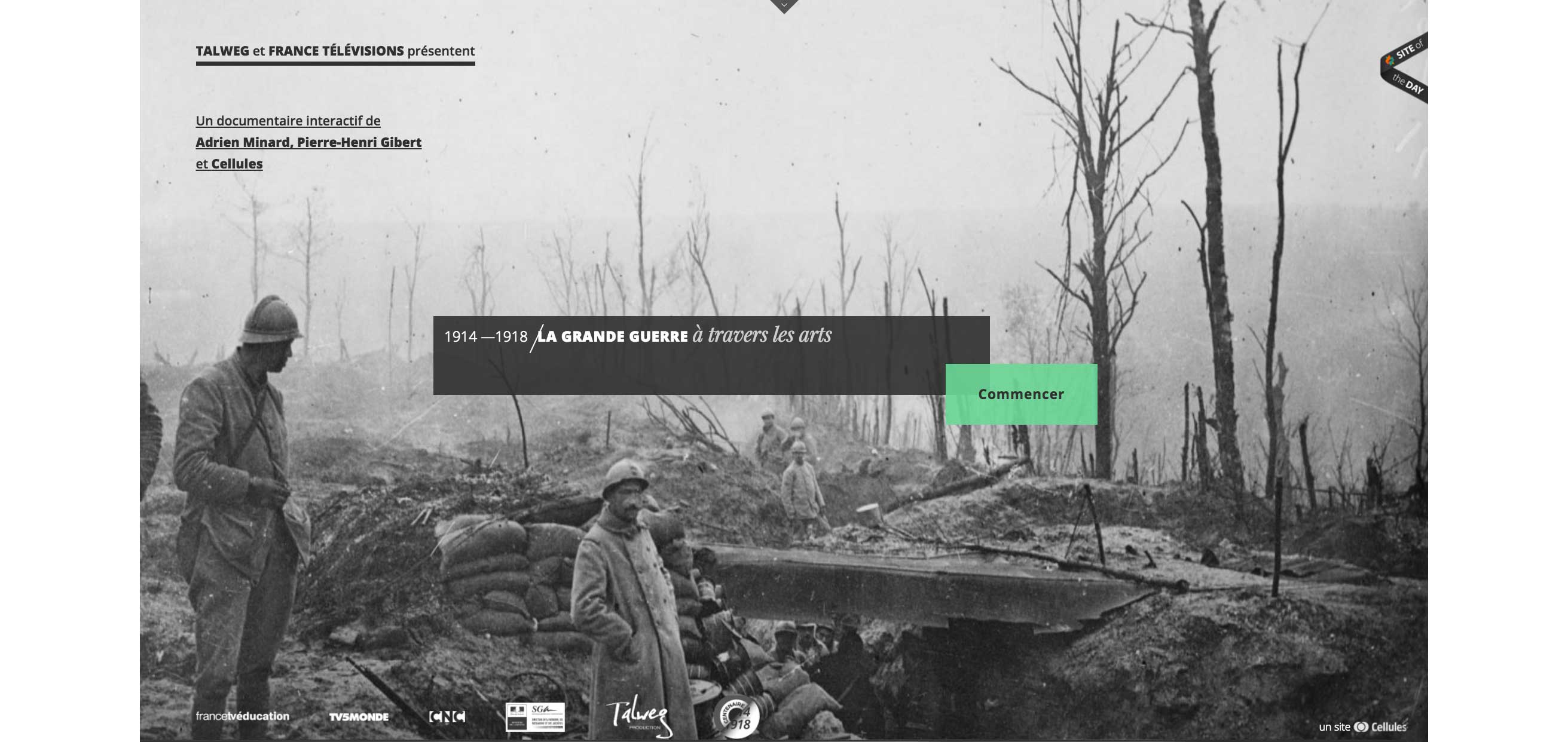 14-18-La-Grande-Guerre-a-travers-les-arts-web-documentaire-capture-site-01