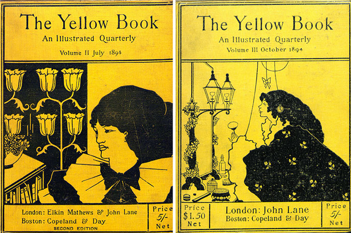1894-The-Yellow-Book-Vol.II-III-couverture