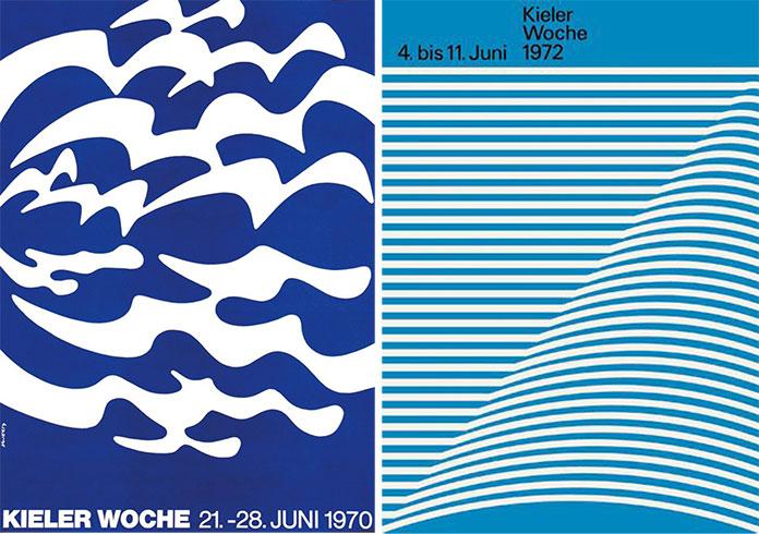 kieler-woche-affiches-waldemar-swierzy-1970-