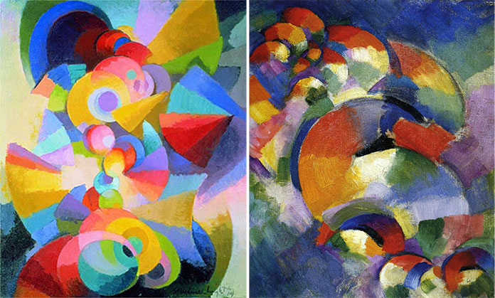 morgan-russell-Cosmic-Synchromy-1913-conception-synchromy-1915-Stanton-Macdonald-Wright
