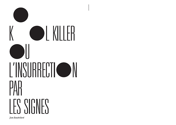 kool-killer-l-insurrection-par-les-signes-Jean-Baudrillard01