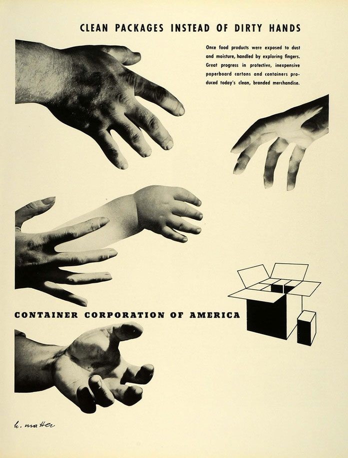 herbert-matter-container-corporation-of-america-affiche