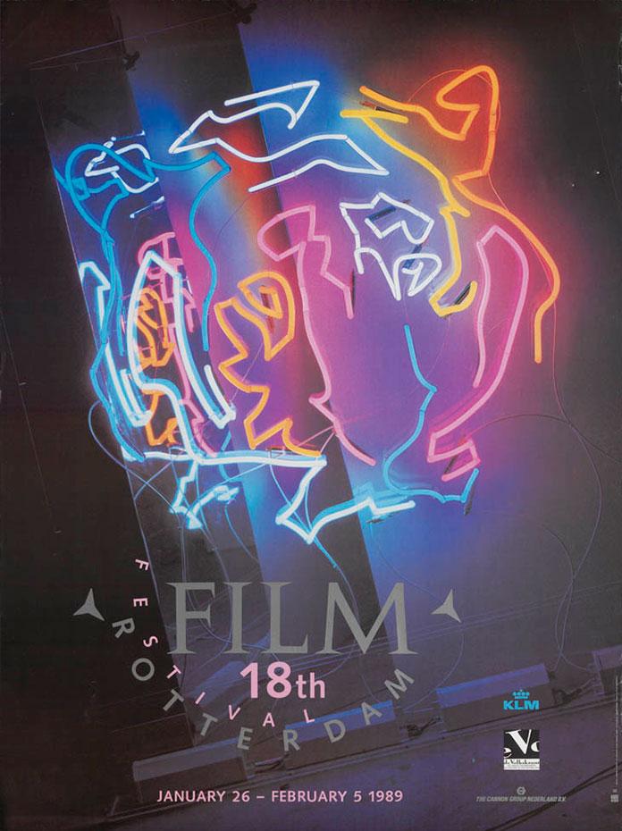 rotterdam-international-film-festival-affiche-1989---Hard-Werken