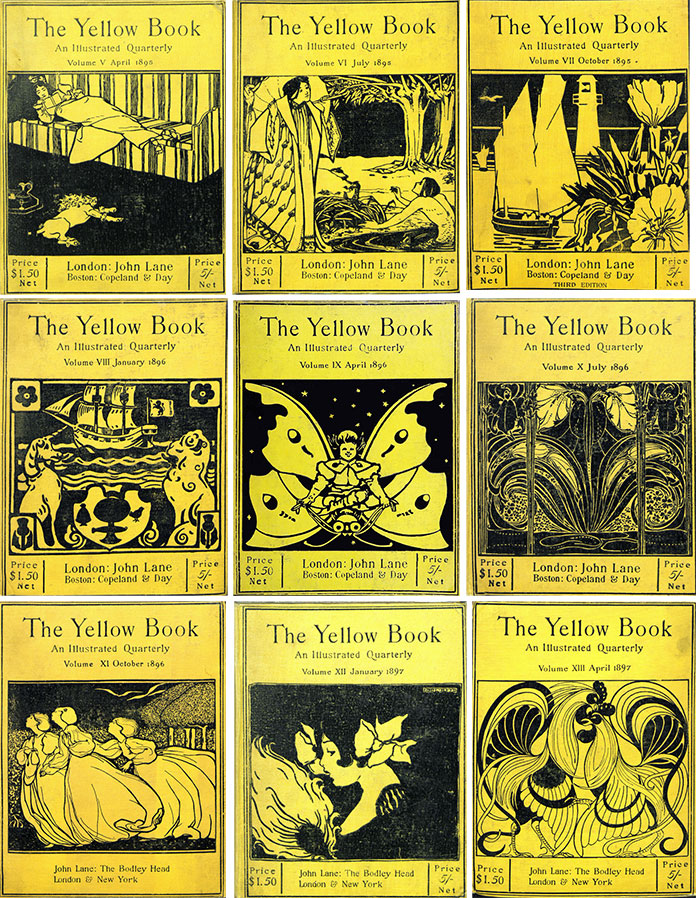 the-yellow-book-revue-collection-couverture