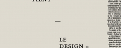 Intelligence du design