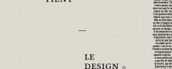 Intelligence du design