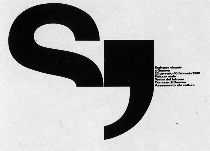 AG-Fronzoni-Scrittura-visuale-a-Genova-1980
