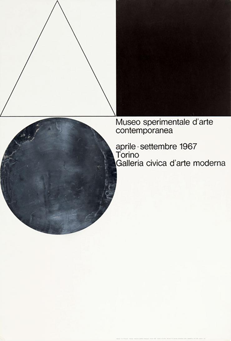 AG-Fronzoni-affiche-Museo-sperimentale-d-arte-contemporanea-1967