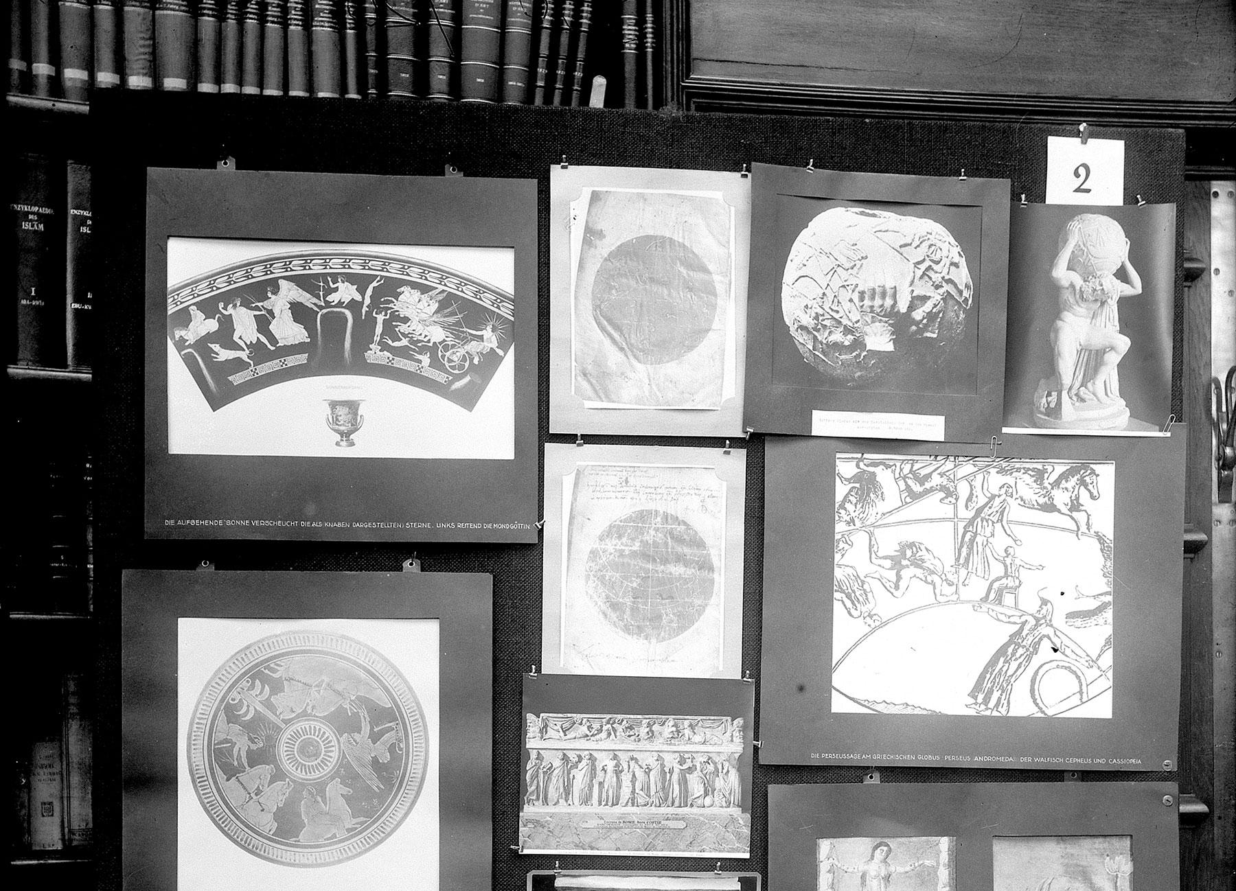 Atlas Mnémosyne – Aby Warburg