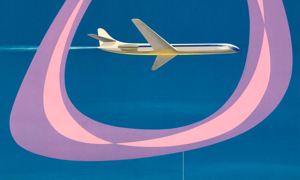 Air France – Voyage graphique