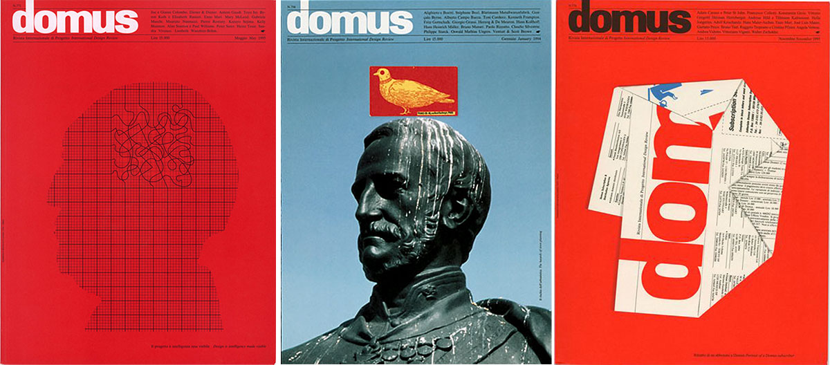Alan-Fletcher-domus-covers