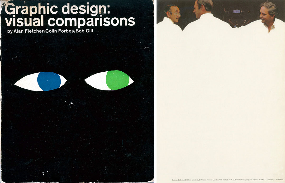 Alan-Fletcher-graphic-design-visual-comparaisons-letterhead-fletcher-forbes-gill