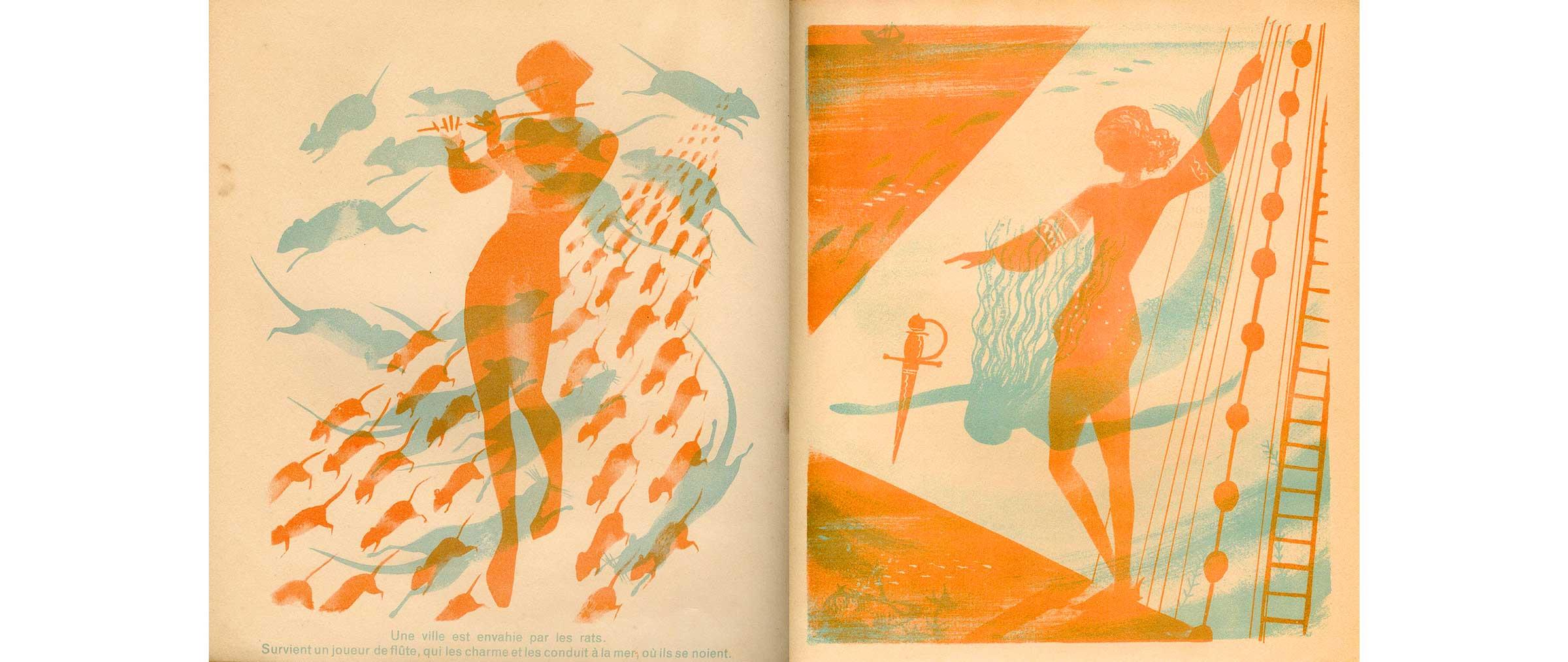 album-fee-du-pere-castor-1950-01