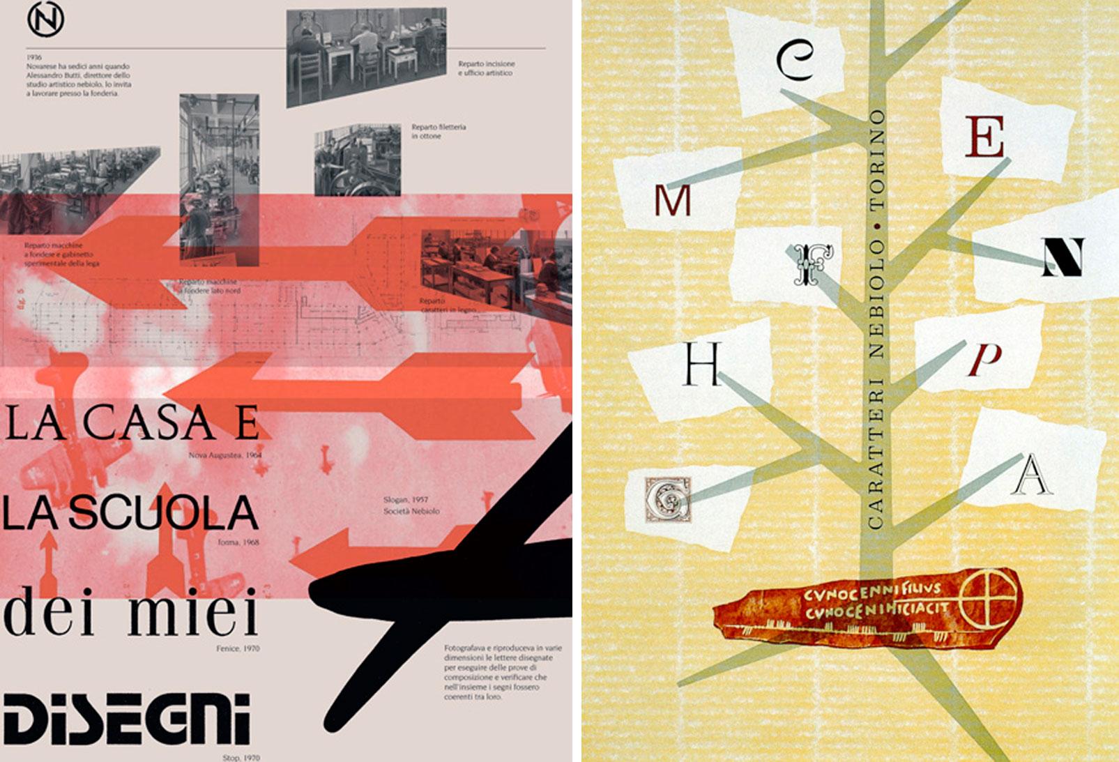 Aldo-Novarese-affiches-fonderie-Nebiolo