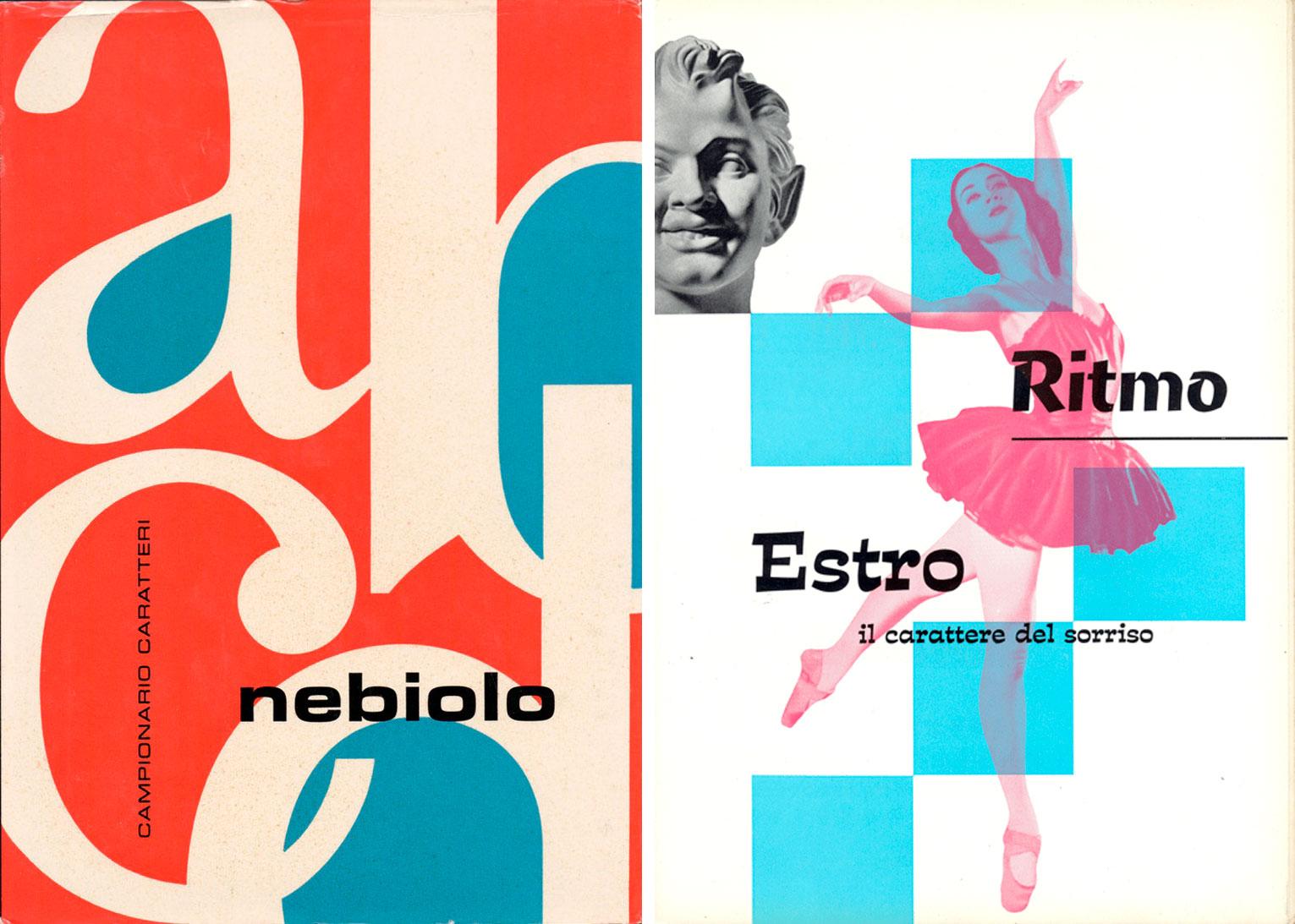 Aldo-Novarese-specimen-ritmo-estro-Nebiolo