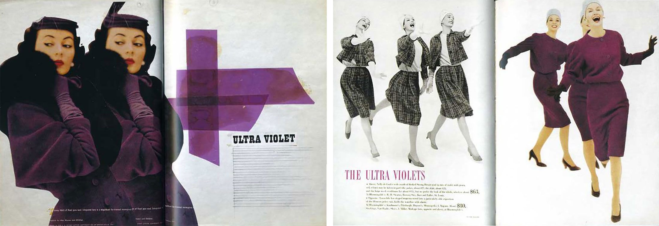 Alexey-Brodovitch-harper-The-Ultra-Violets-1958