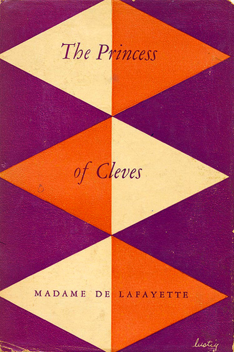 Alvin-Lustig-couverture-the-princess-of-cleves