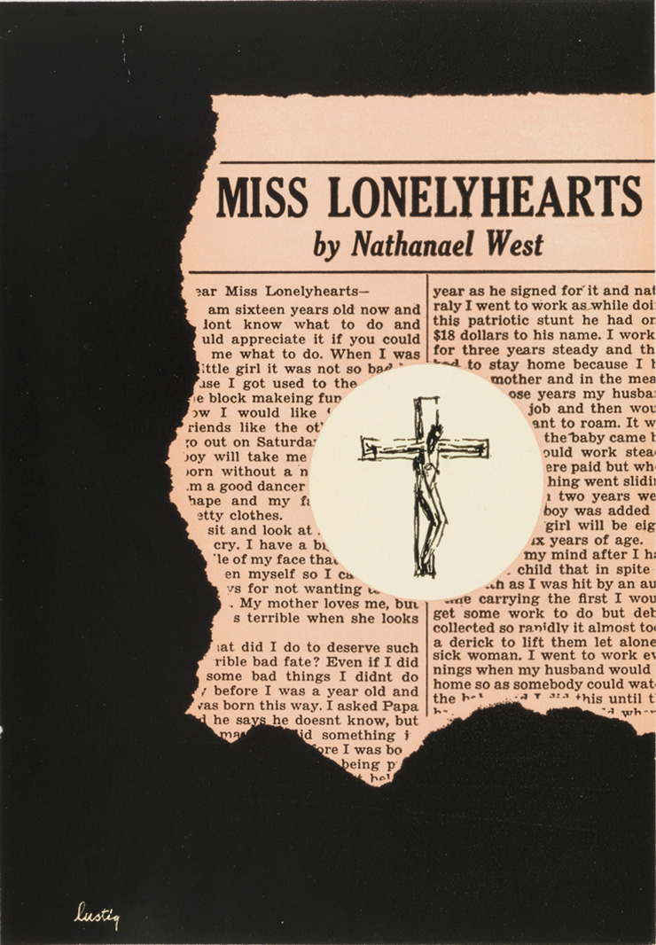 Alvin-Lustig-couvertures-miss-lonelyhearts
