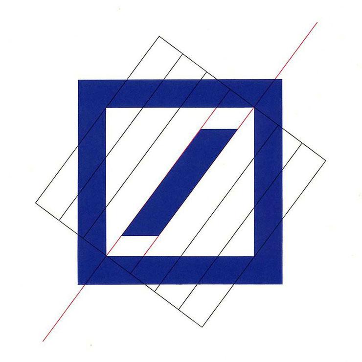 Anton-Stankowski-logo-deutsche-bank-1972