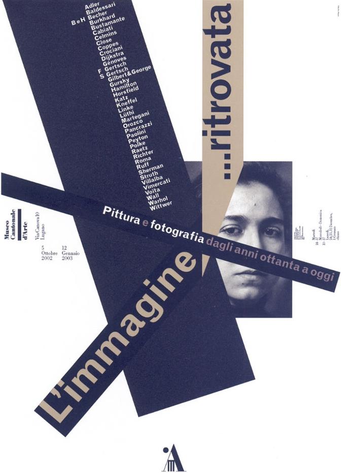 Bruno-monguzzi-L'immagine ritrovata-2002