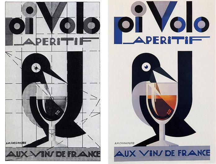 Cassandre-Aperitif-Pivolo-traces-composition-1924