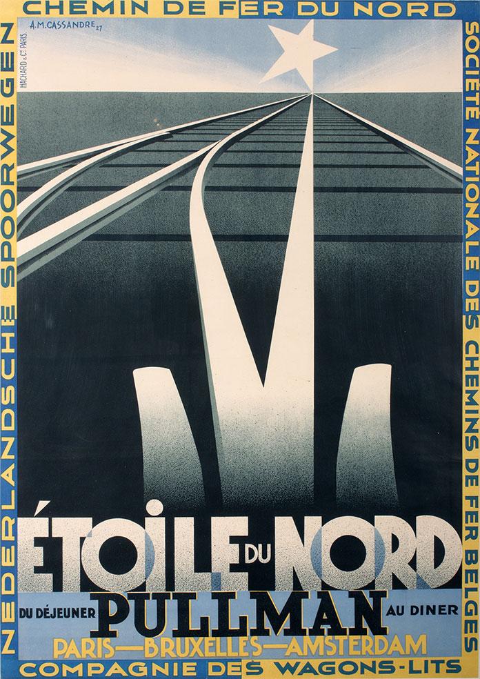Cassandre-etoie-du-nord-affiche-1927