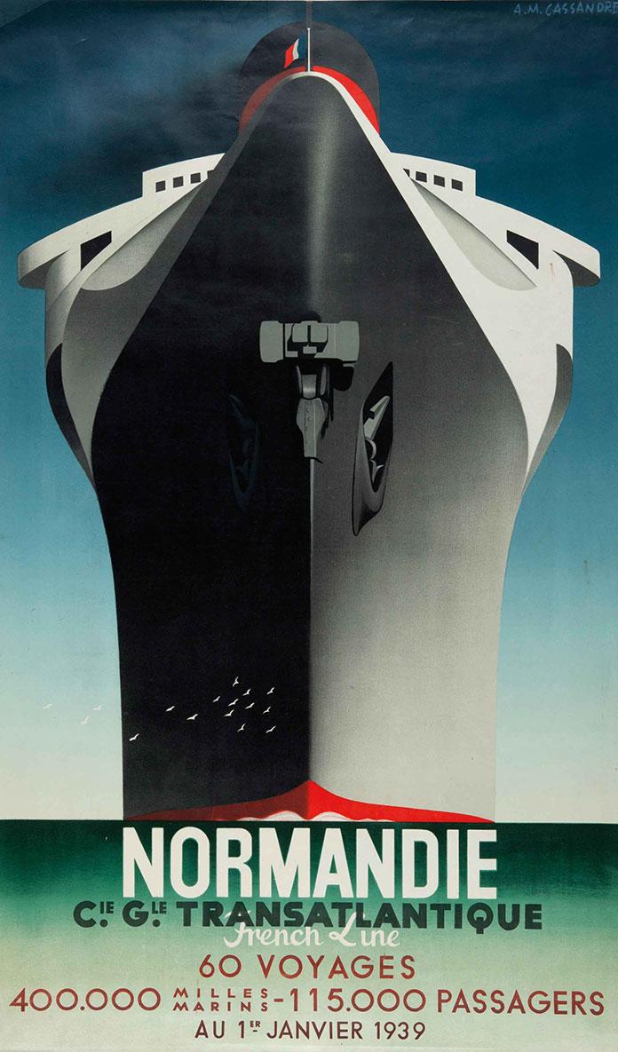 Cassandre-normandie-affiche