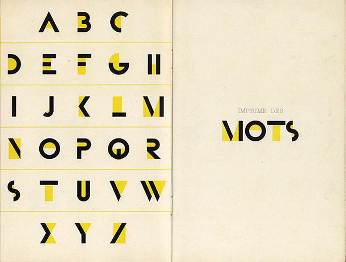 typographie cassandre