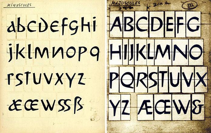 Cassandre-typographie-le-cassandre-1984-minuscules-majuscules