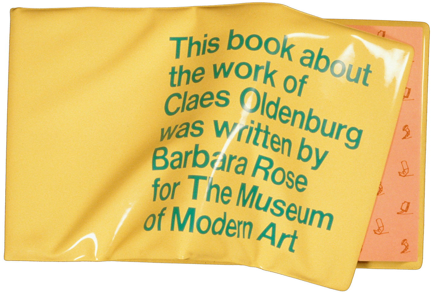 Chermayeff-and-Geismar-Claes-Oldenburg-catalogue-1970