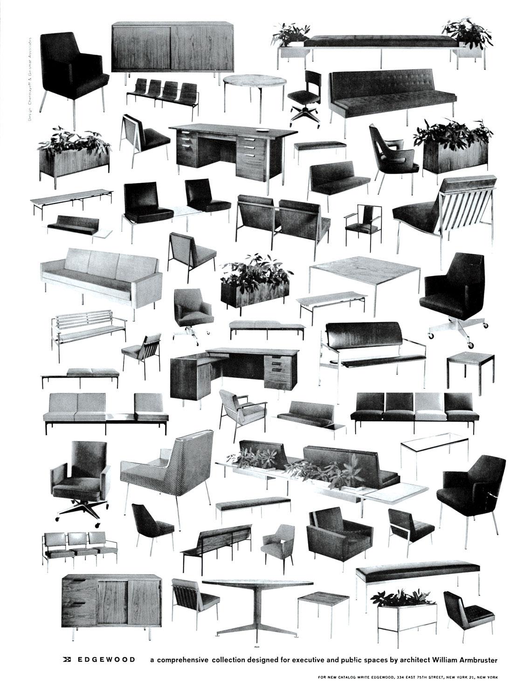 Chermayeff-and-Geismar-Edgewood-furniture