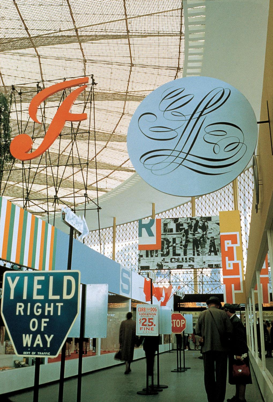 Chermayeff-and-Geismar-Streetscape-U.S-pavilion-Brussels-World-s-Fair-1958-00