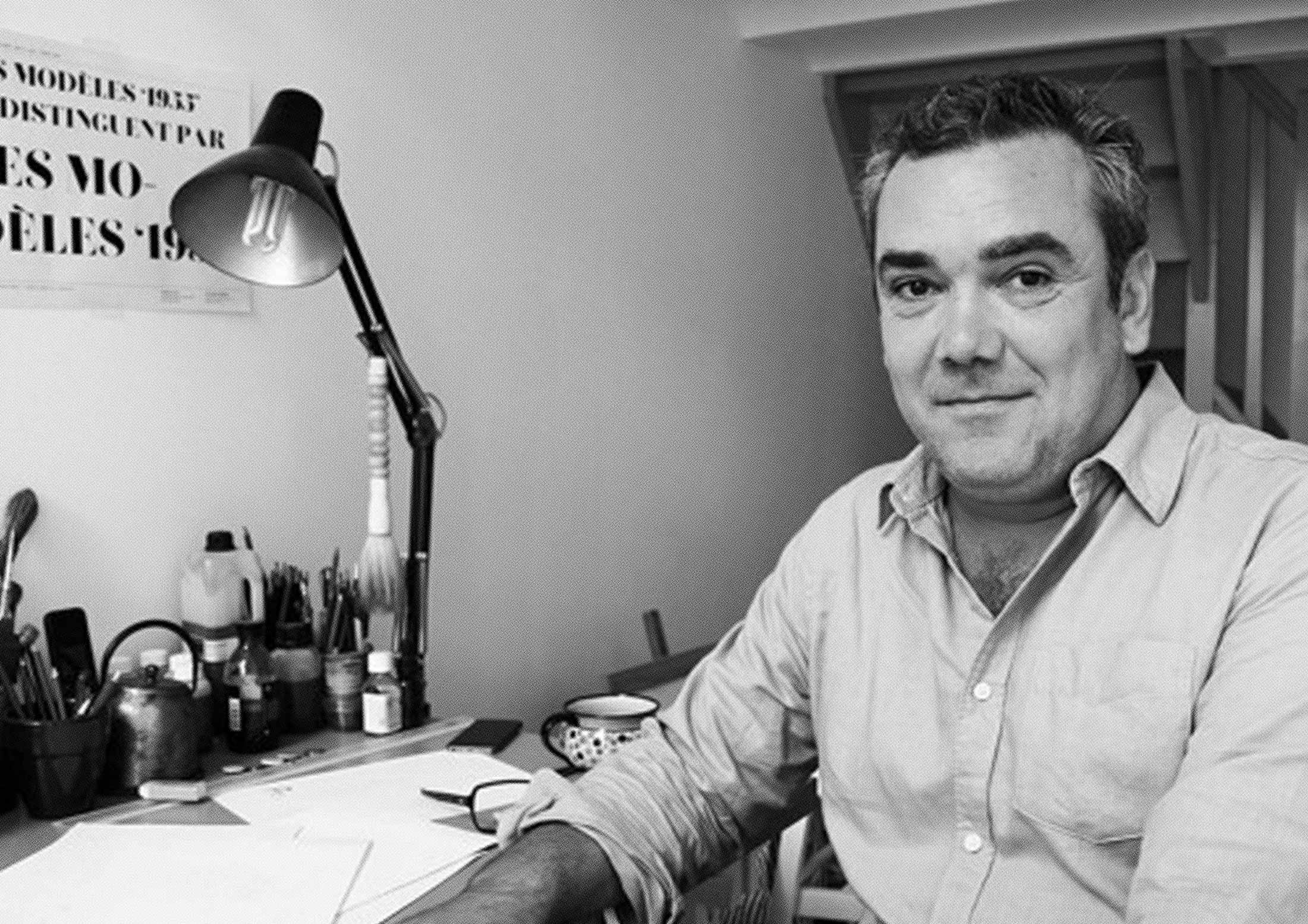 Christophe Badani – entretien