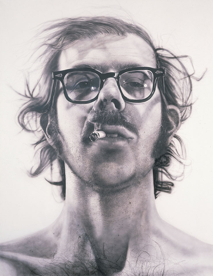 Chuck-Close-Big-Self-Portrait