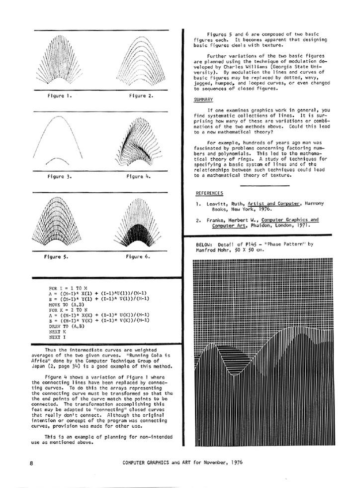 Computer Graphics & Art-apercu-du-magazine01