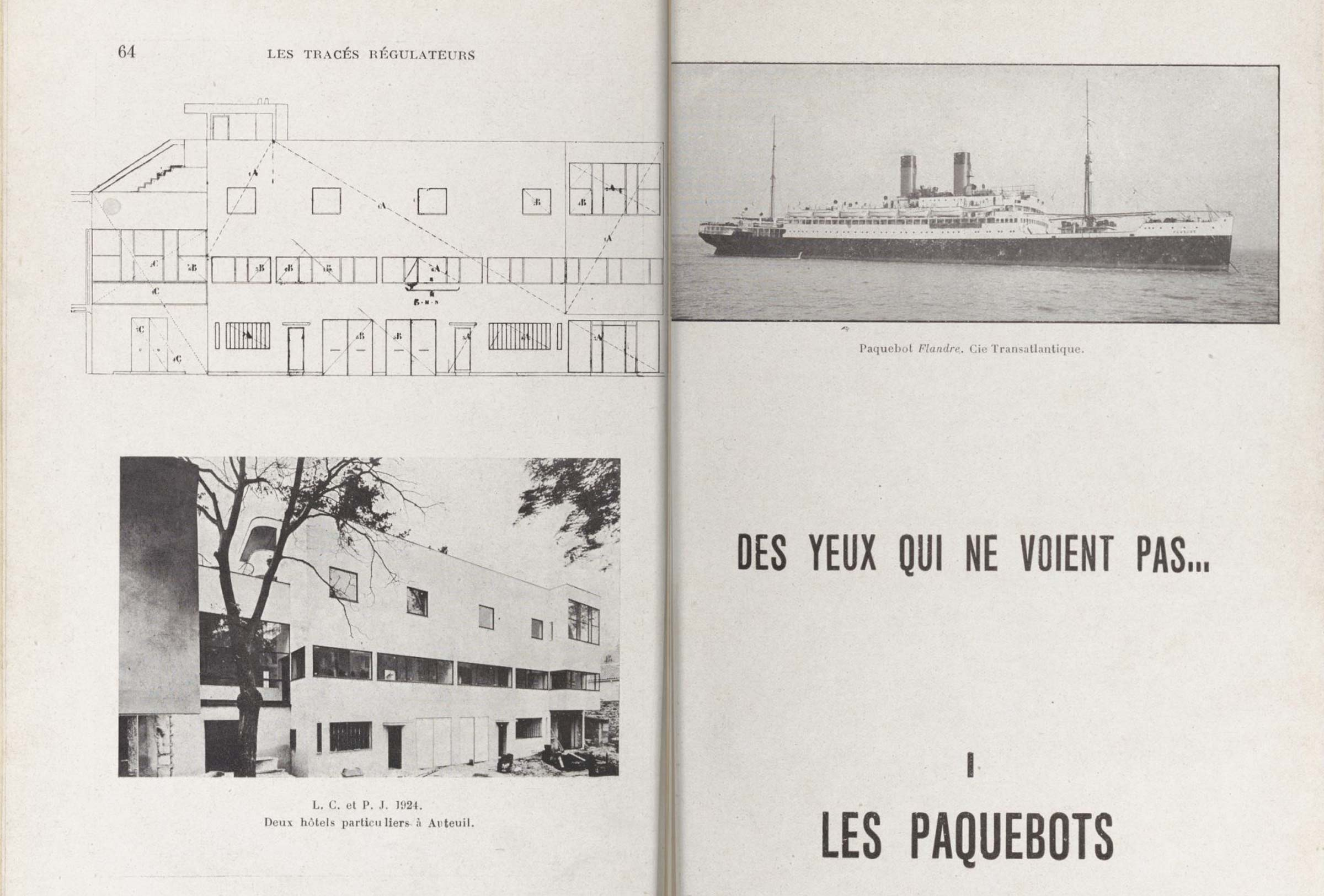 Vers une architecture – Le Corbusier