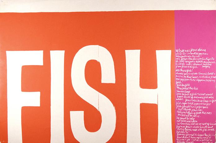 Corita-Kent-Fish-1964