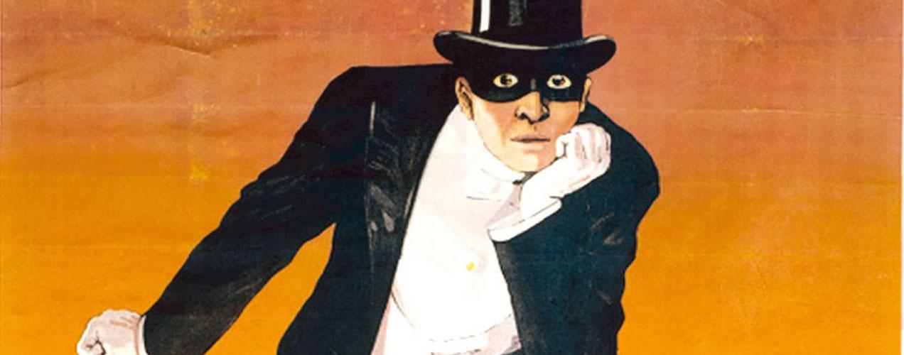 Couvertures de la série des Fantômas – Gino Starace