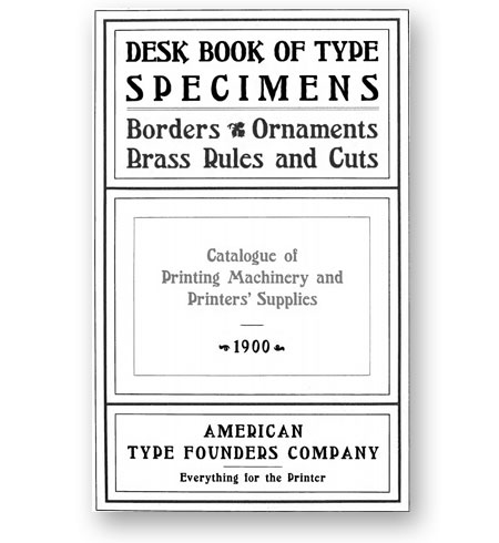 Desk-book-of-type-specimen---American-type-founders-bibliotheque-index-grafik