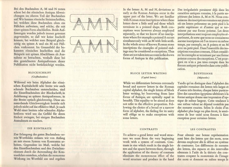 Die Gezeichnete Schrift - Walter Kach_2