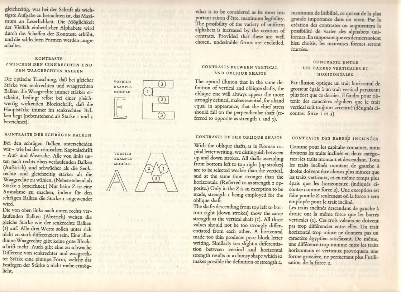 Die Gezeichnete Schrift - Walter Kach_3