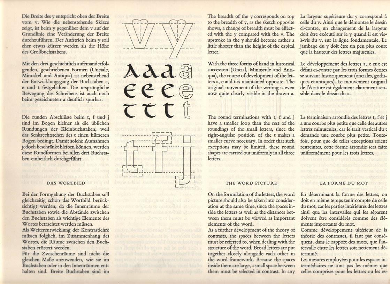 Die Gezeichnete Schrift - Walter Kach__10