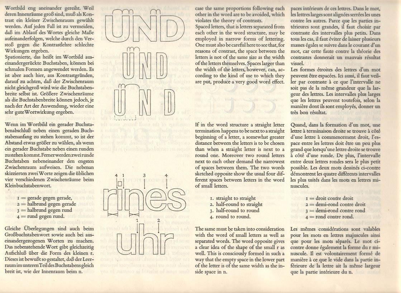 Die Gezeichnete Schrift - Walter Kach__11