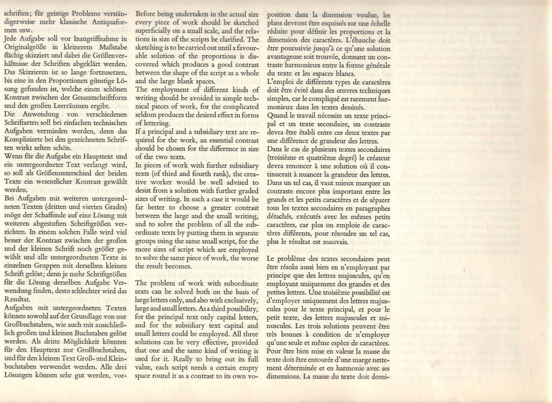 Die Gezeichnete Schrift - Walter Kach__13