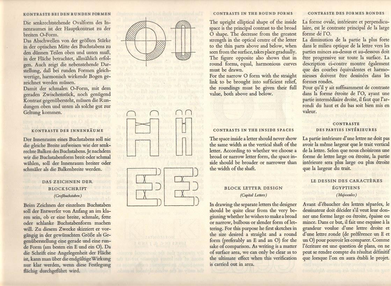 Die Gezeichnete Schrift - Walter Kach__4