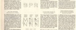 Die Gezeichnete Schrift – Walter Käch