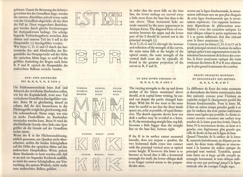 Die Gezeichnete Schrift - Walter Kach__6