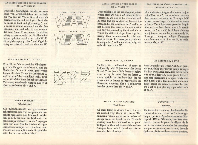 Die Gezeichnete Schrift - Walter Kach__7