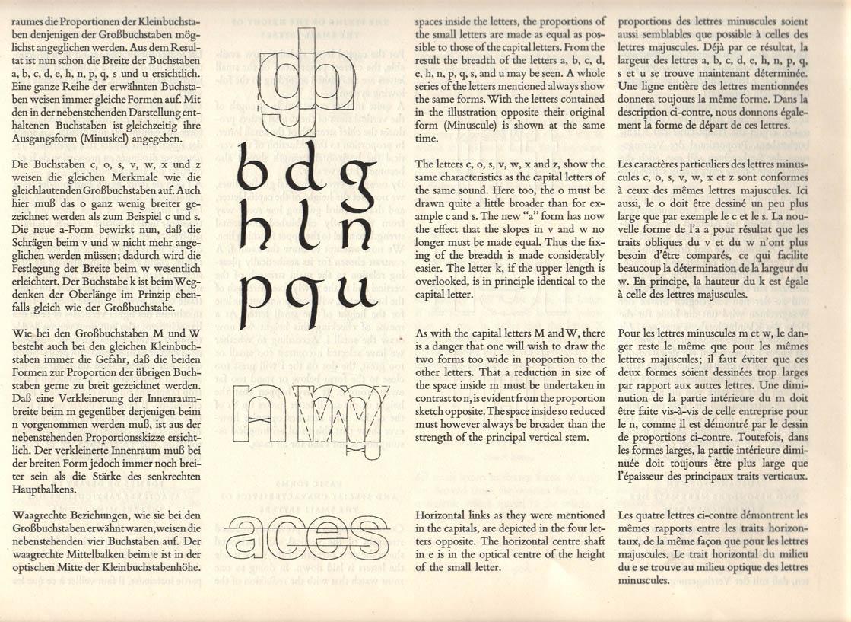 Die Gezeichnete Schrift - Walter Kach__9