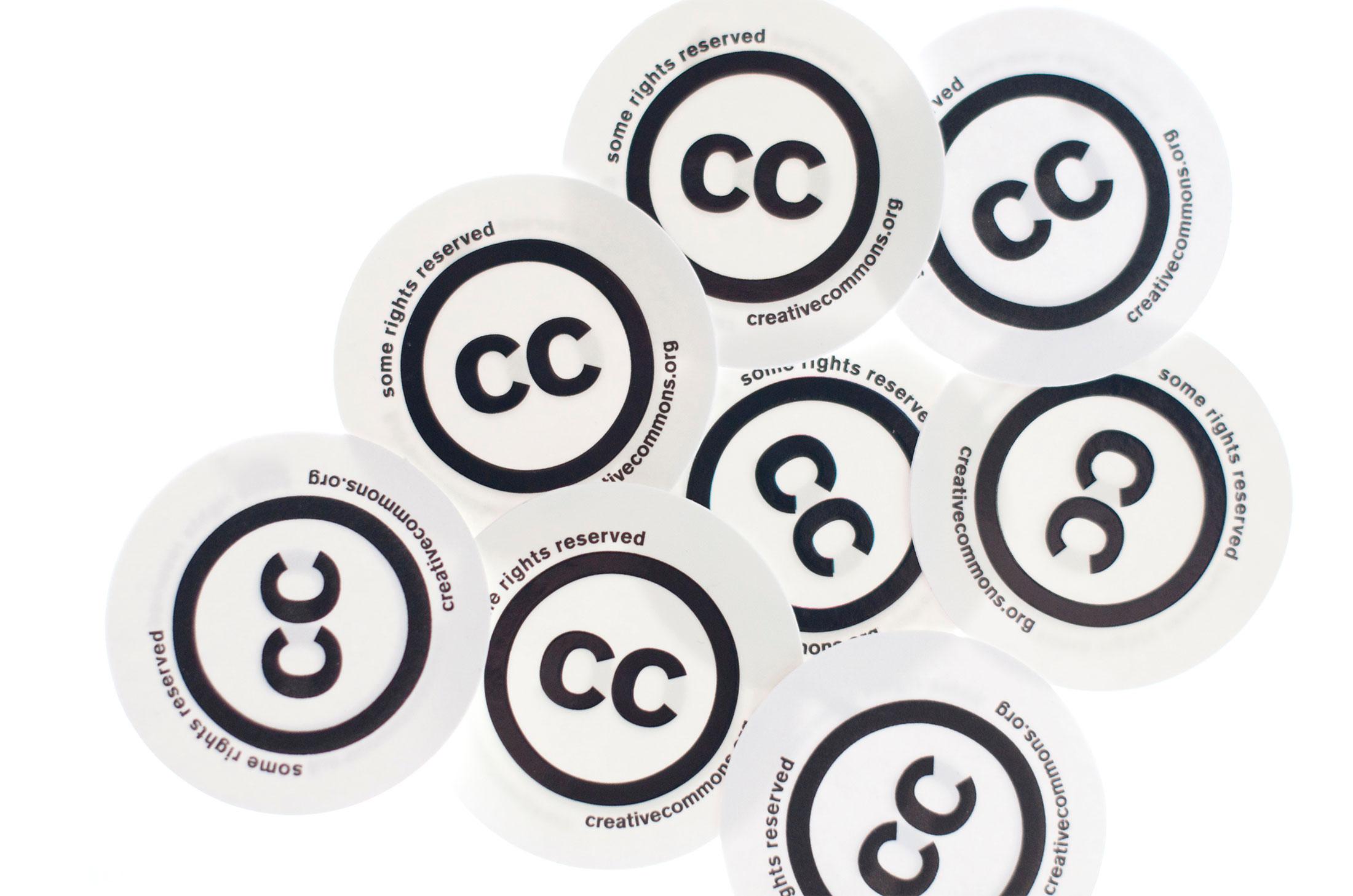 Droit d'auteur & creative commons